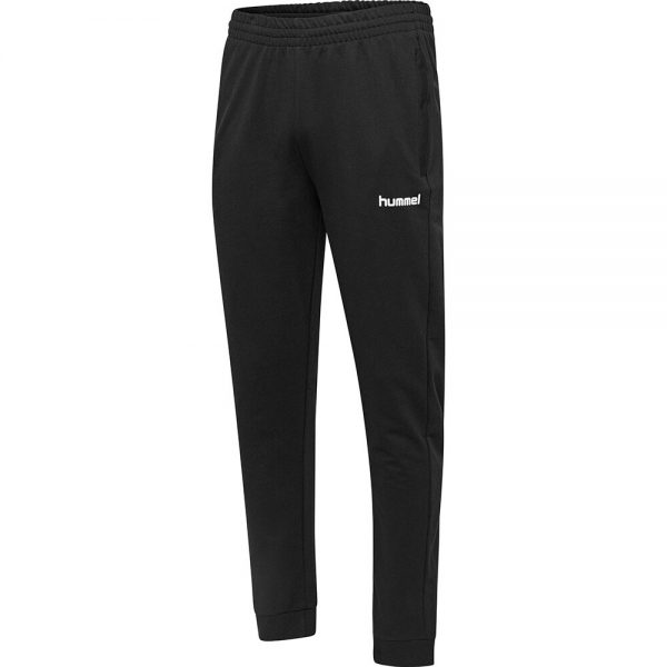 H203530-2001 pantaloni hummel go cotton